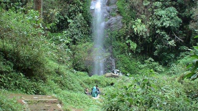 Tempat Wisata Alam Air Terjun Umbul Songo di Salatiga