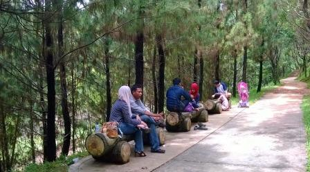 Tempat Wisata Alam Hutan Kota BSD di Tangerang