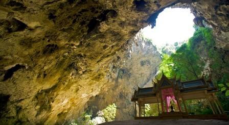 Tempat Wisata Alam Roller Cave National Park di Thailand