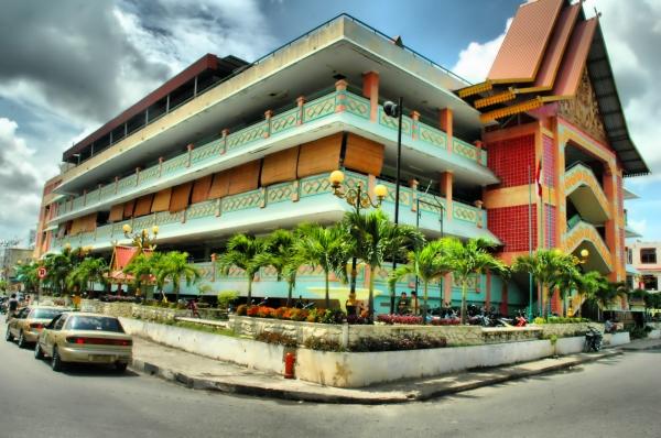 Tempat Wisata Belanja Pasar Bawah di Pekanbaru
