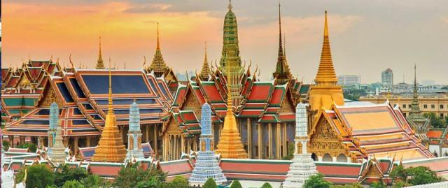 Tempat Wisata Grand Palace di Thailand