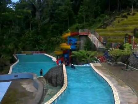 Tempat Wisata Keluarga Batur Agung di Purwokerto