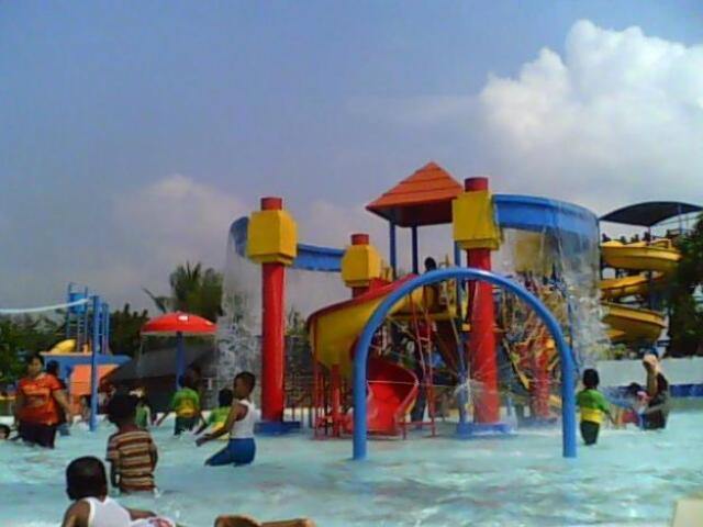 Tempat Wisata Keluarga Mora Indah di Medan - tempat wisata di Medan