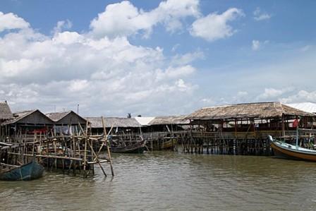 Tempat Wisata Kuliner Pantai Tanjung Kait di Tangerang