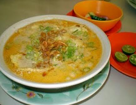Tempat Wisata Kuliner Soto Gempol di Karawang