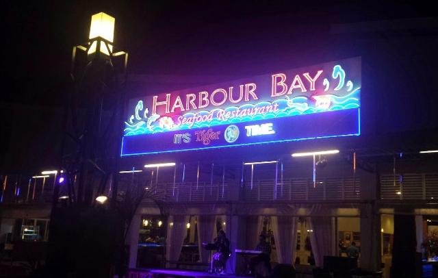 Tempat Wisata Kuliner Terkenal Harbour Bay Food Court di Batam