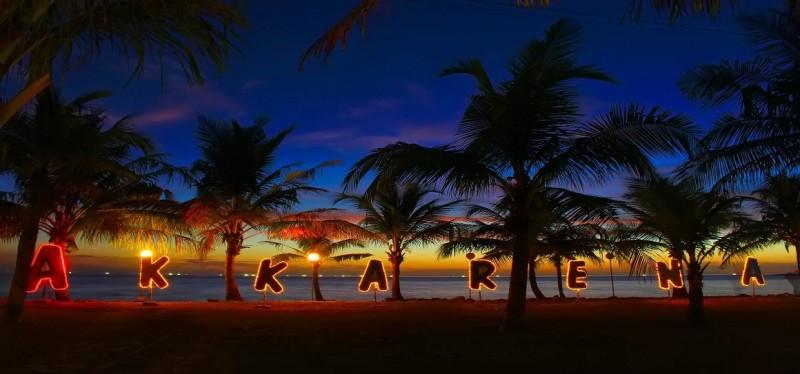 Tempat Wisata Pantai Akkarena di Makassar - tempat wisata di Makassar