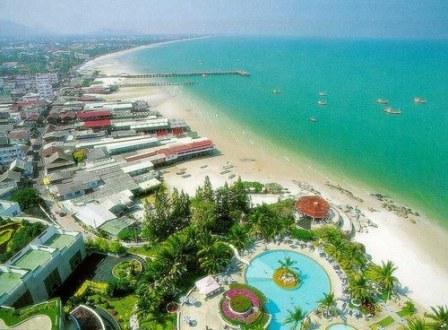 Tempat Wisata Pantai Hua Hin yang Terkenal di Thailand