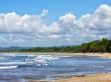 Tempat Wisata Pantai Sindangkerta di Tasikmalaya
