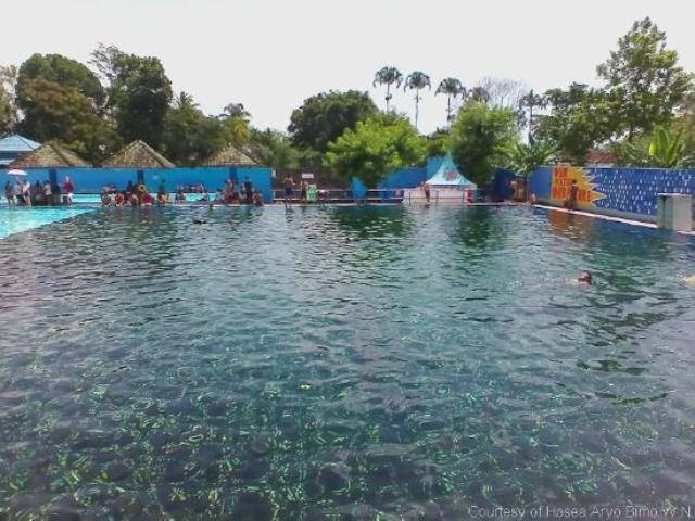 Tempat Wisata Pemandian Air Alam Muncul di Salatiga