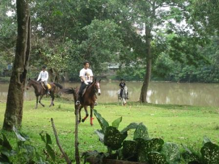 Tempat Wisata Studio Alam TVRI Depok