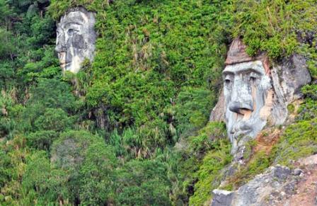 Tempat Wisata yang Menarik Bukit Kasih di Manado