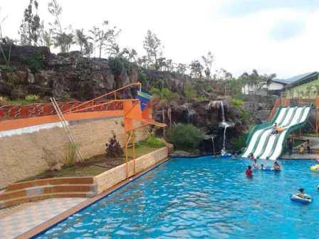 Wahana Rekreasi Dreamland Park Pancasan di Purwokerto