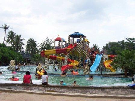 Water Park Ceria Depok