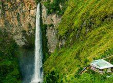 Wisata Alam Air Terjun Sipiso-piso Tongging