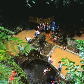Wisata Alam Pancuran 3 Purwokerto