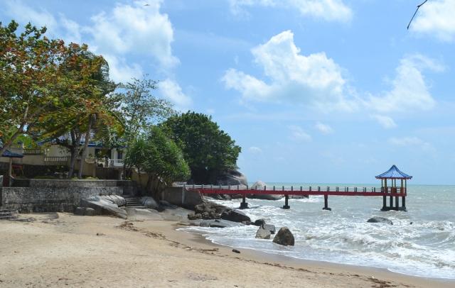 Wisata Bahari Pantai Tanjung Bemban di Batam