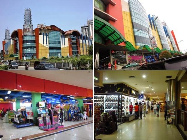 Wisata Belanja di Batam City Square