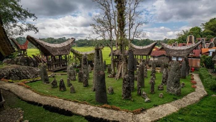 Wisata Budaya di Tanah Toraja via Detik