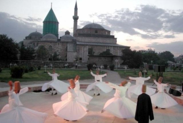 Wisata Budaya ke Konya Turki