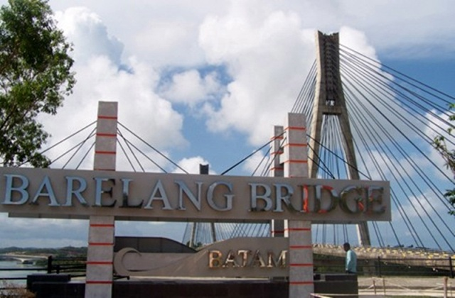 Wisata Jembatan Barelang di Batam
