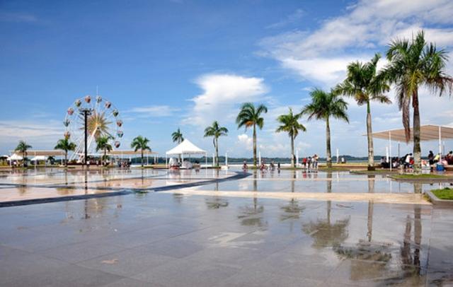 Wisata Ocarina Park di Batam