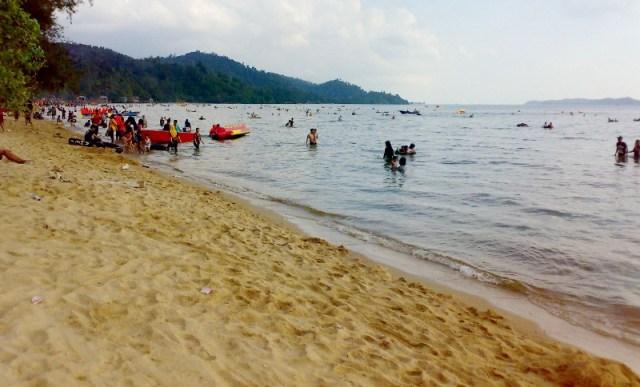 Wisata Pantai Melayu di Batam