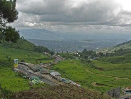 Wisata Puncak Rindu Alam Cianjur