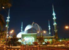 Wisata Religi Masjid Al-Adzom di Tangerang