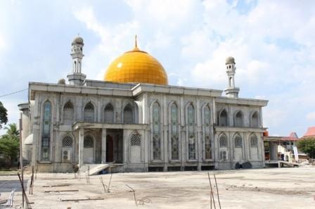Wisata Sejarah di Masjid Senapelan Pekanbaru
