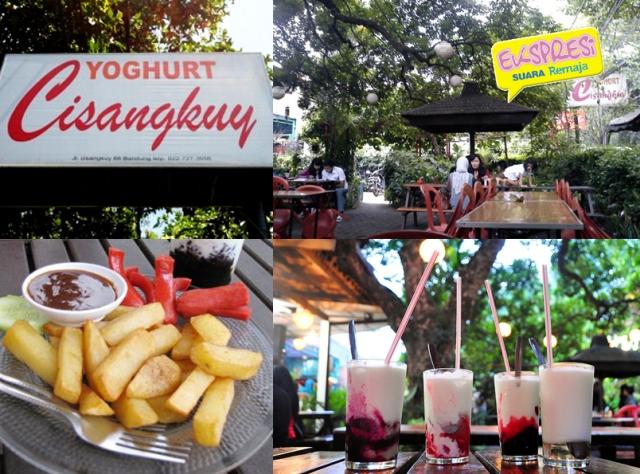 Yoghurt Cisangkuy Bandung via Suara Merdeka