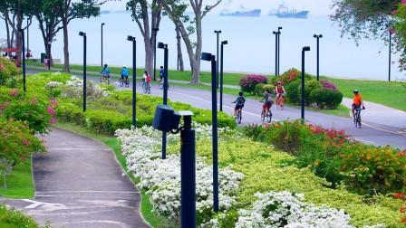 East Coast Park Singapore - tempat wisata di Singapore