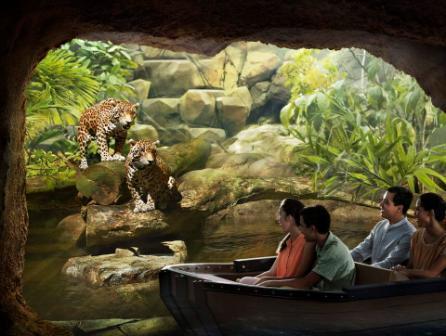 Liburan Seru River Safari Wildpark Singapore