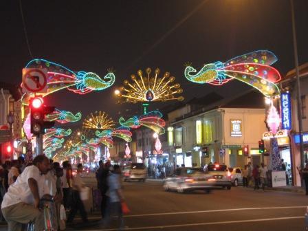 Liburan ke Little India di Singapore