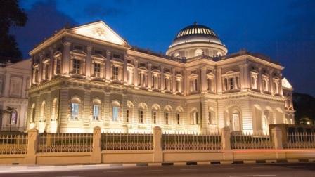 National Museum of Singapore - tempat wisata di Singapore