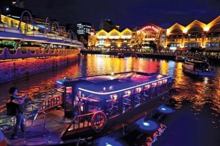 Objek Wisata Singapore River
