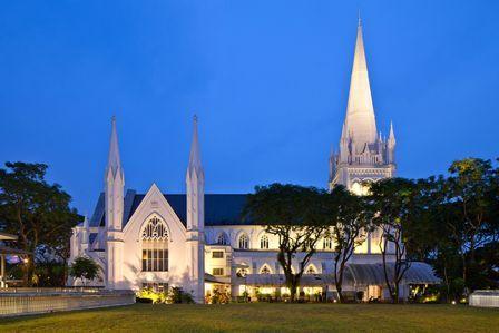 St. Andrew's Cathedral Singapura