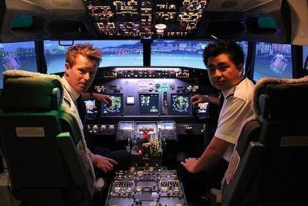 Tempat Wisata Seru Singapore Flight Experience