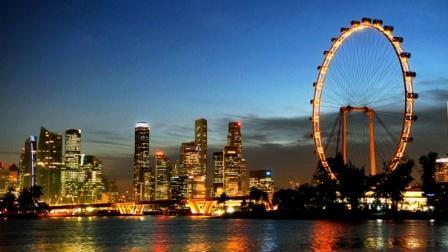 Wahana Bermain Singapore Flyer