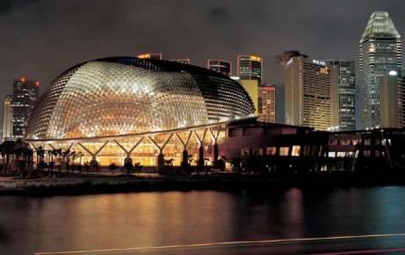 Wahana Liburan Seru Esplanade di Singapore