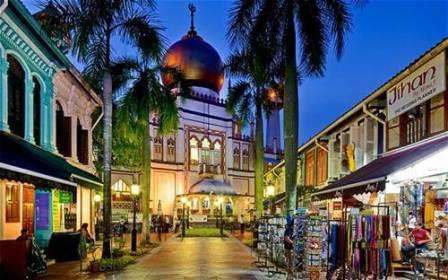 Wisata Arab Street Singapore