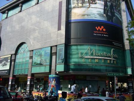 Wisata Belanja Mustafa Centre Singapura