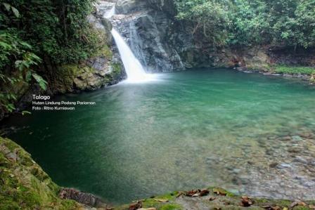 Air Terjun Talago