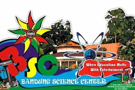 Bandung Science Centre - Tempat Wisata Anak di Bandung