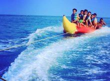 Bermain Seru di Pantai Anyer Banten Nan Eksotis