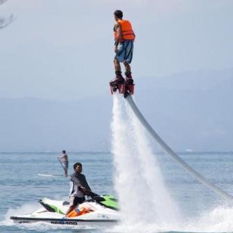 Flying Board Tanjung Benoa