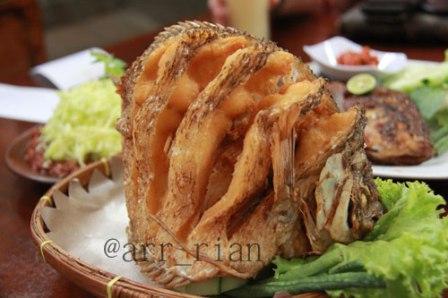 Ikan Goreng Pangeran Muda Malang