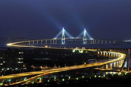 Incheon Brigde, Jembatan Terpanjang dan Terbesar di Korea