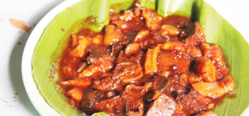 Kuliner Semarang Babat Gongso