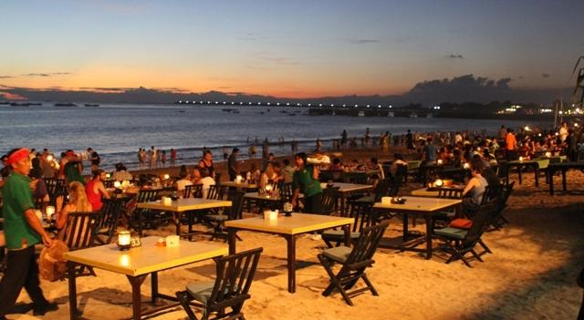 Kuliner di Pantai Pangandaran